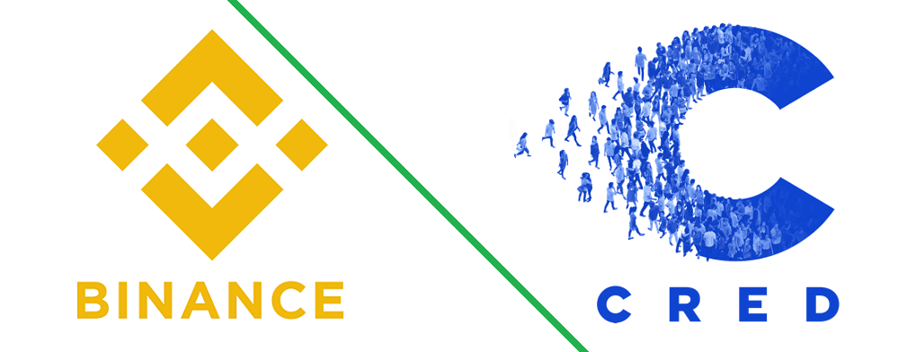 Binance and Cred Partner to Bring Decentralized Financial Services and LBA to Binance Chain