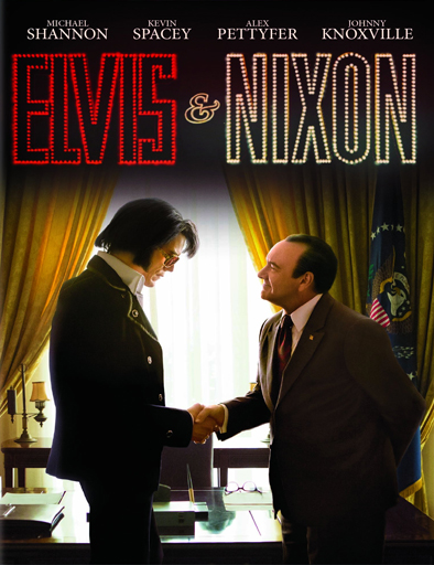 Ver Elvis and Nixon (2016) Online