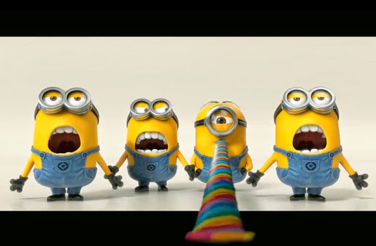Kids Cartoons: Despicable Me 2 Cartoon Dailymotion HD Clips