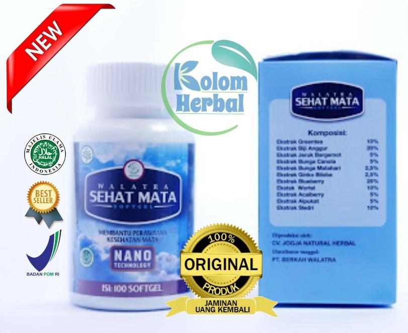 Obat Herbal Mata Kering