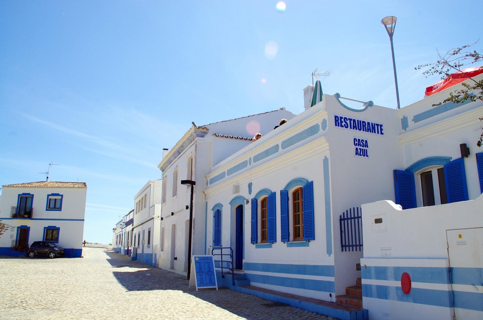 Cacela Velha Town