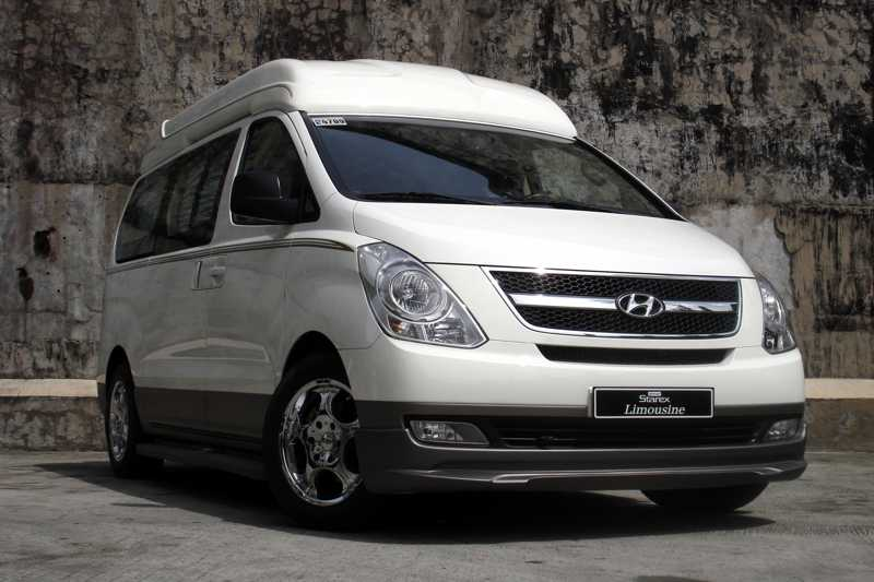 Review 2012 Hyundai Grand Starex Limousine Philippine Car News