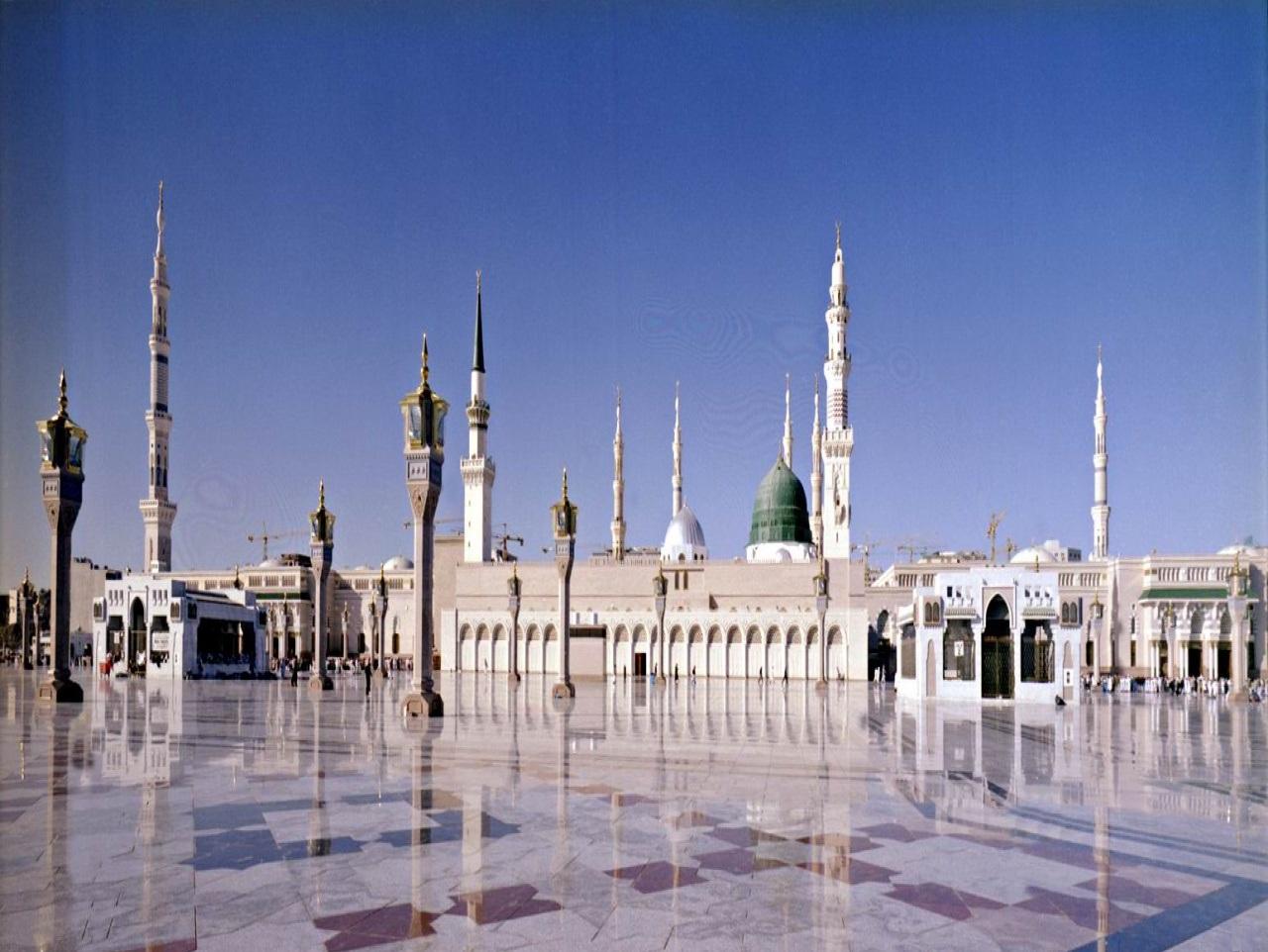 Wallpaper-HD-Blog: Roza-e-Rasool, Masjid Nabvi, Madina
