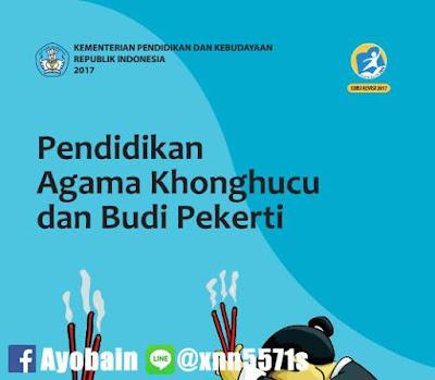Download Buku Siswa Pendidikan Agama Khonghucu Dan Budi Pekerti SMA / SMK Kelas X Kurikulum 2013 Revisi (GRATIS)