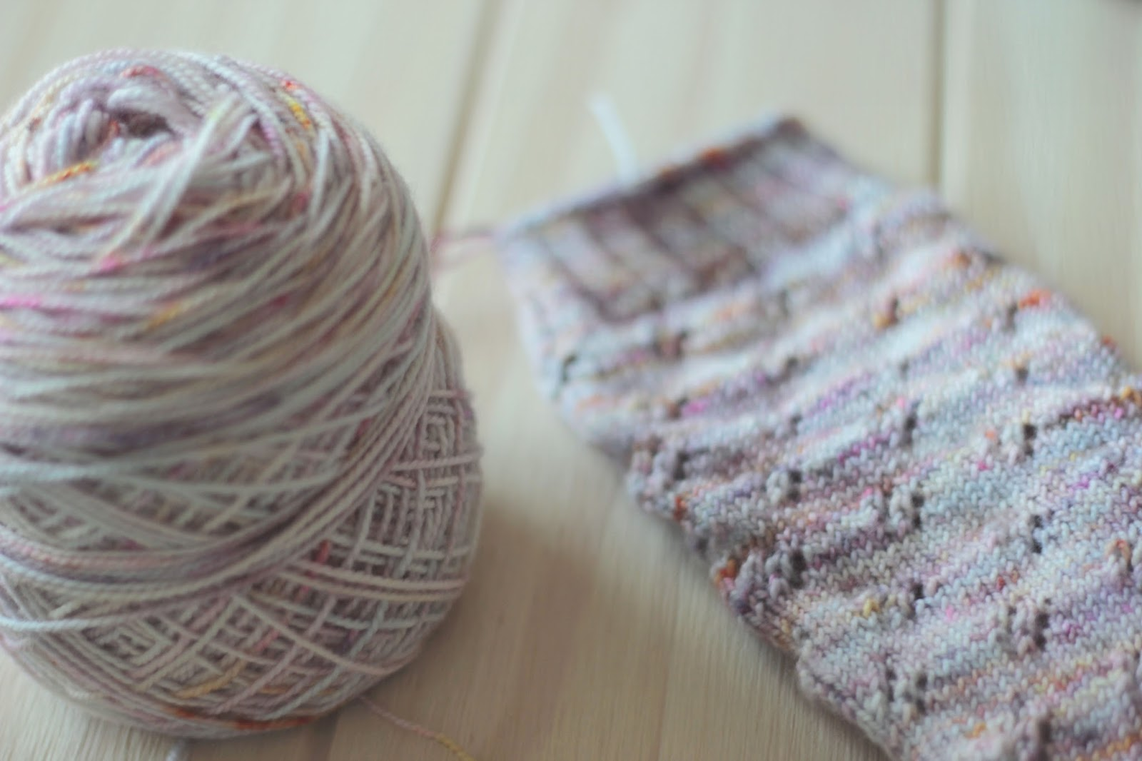 how to join new yarn in knitting
