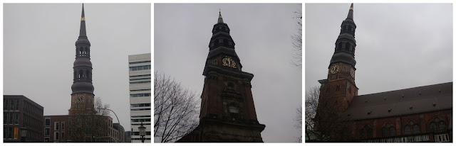 Hauptkirche St Katharinen em Hamburgo