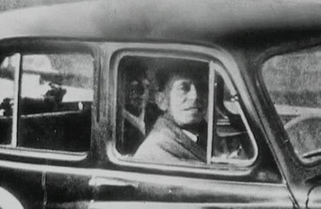 Penampakan Hantu Dalam Mobil