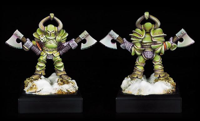 warhammer oldhammer slambo chaos warrior
