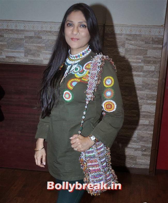 Aarti Surendranath, Shiamak Davar Selcouth Show