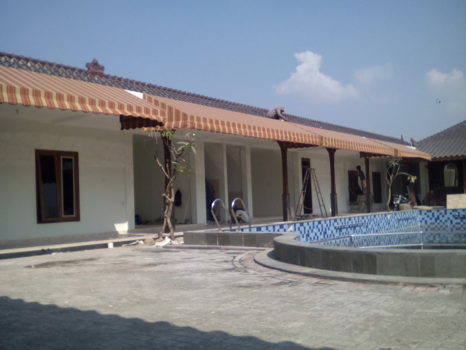 Canopy Kain permanent Jakarta http://www.panjangjaya.com