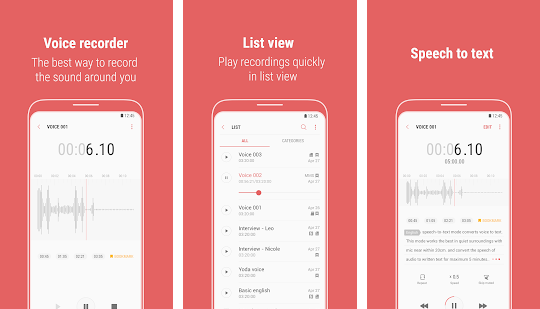 Daftar Aplikasi Perekam Suara di Android Terbaik