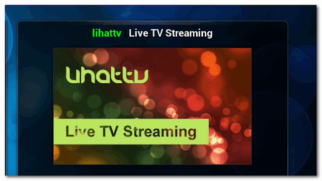 LIHATTV Add-ons For IPTV XBMC | KODI