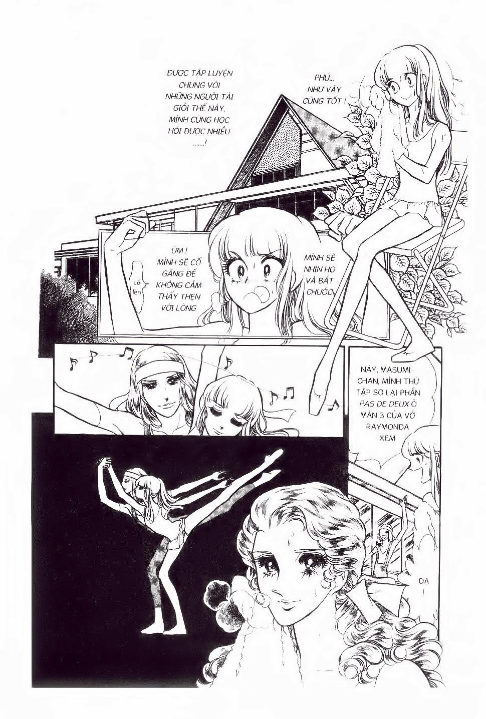 Swan - Vũ Khúc Thiên Nga Chap 2 - Next Chap 3