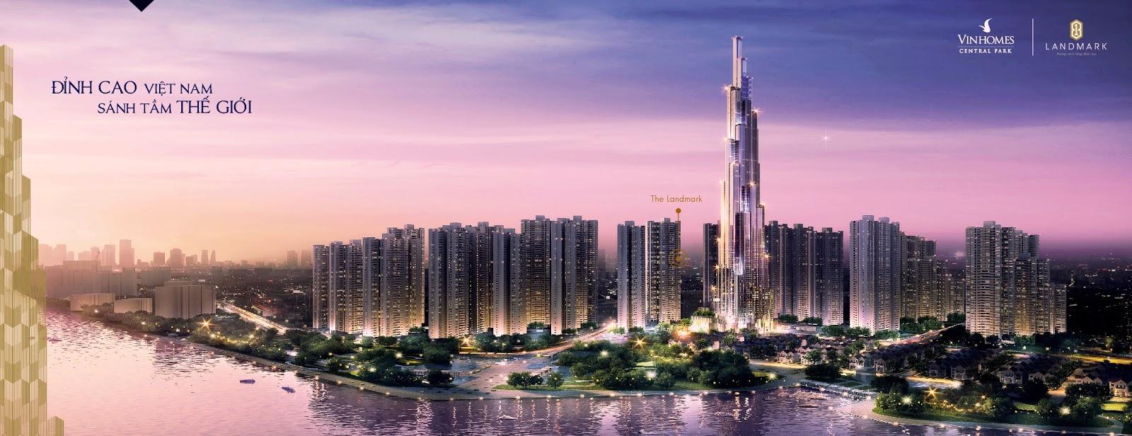 Khu đô thị hiện đại và sang trong