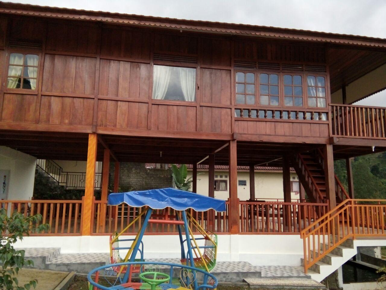 Villa Hana Satu Murah Meriah Dekat Dengan Curug Cilember