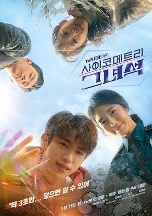 Sinopsis & Pemain Drama He Is Psychometric ( Drama Korea TVN 2019)