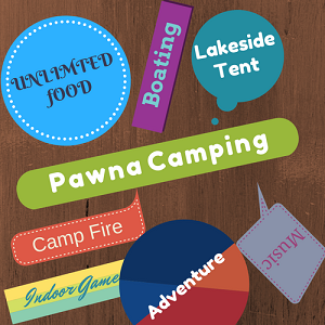 pawna camping package includes