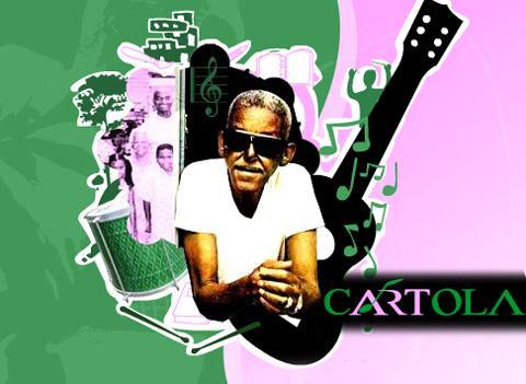 Cartola - O Mundo é Um Moinho    Espetáculo no Sesc Paladium BH de quarta a sábado