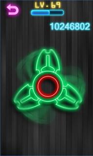 Game Fidget Spinner Apk Mod v1.3 Unlimited Terbaru