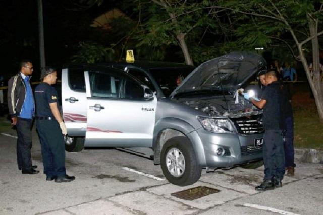 Polis Tembak Mati Suspek Kes Bunuh 4 Sekeluarga Di Batu Maung