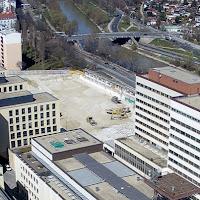 Webcam Donaukanal vor Knoten Prater
