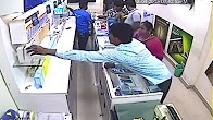 Desi Tamil Couples Caught Stealing In Mobile Showroom CCTV Footage Live HD