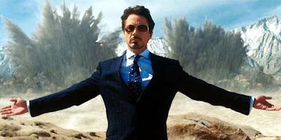 Iron Man el Dios de la Guerra