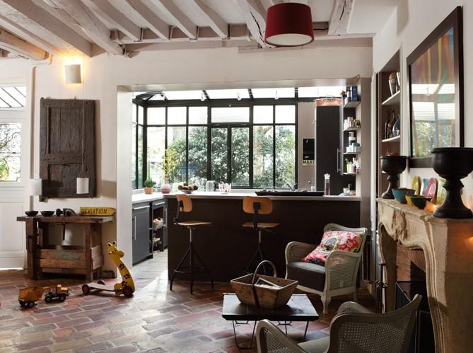 Cucina In Veranda - Idee per la progettazione di decorazioni ...