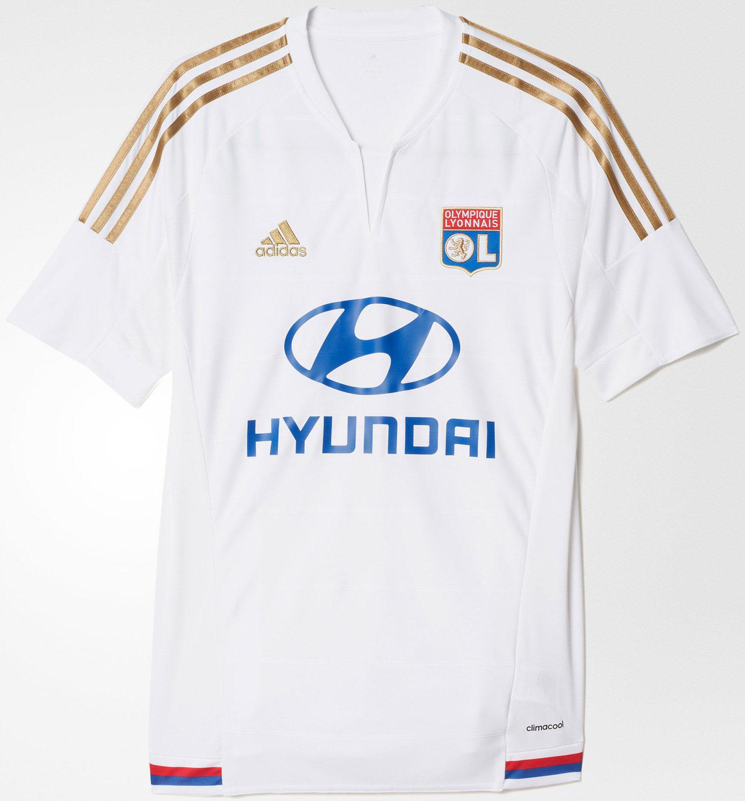 Olympique Lyon 15-16 Third Kit