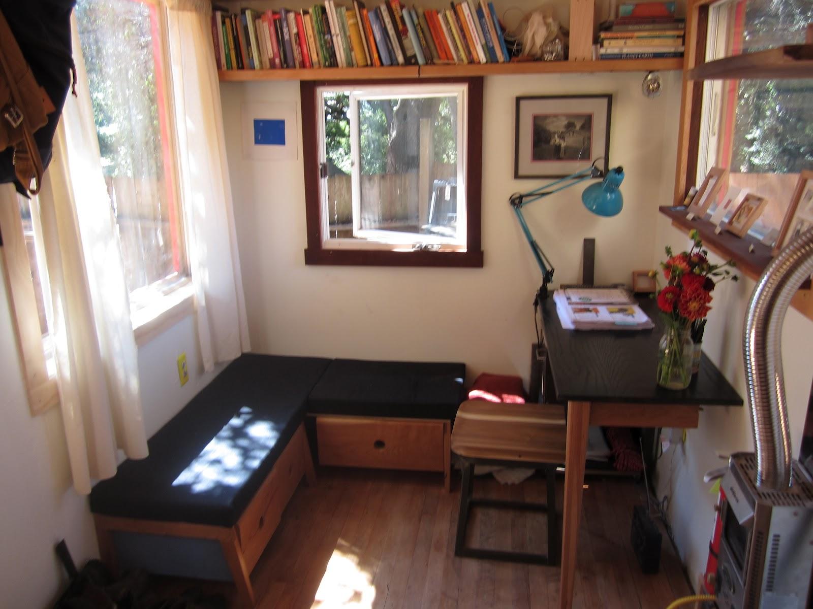 Tiny Home Designs: Oakland Tiny House
