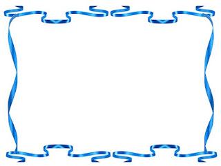 bordes azules para carteles de fiestas patrias de honduras, bordes azules de cintas, cintas azules para decorar paginas