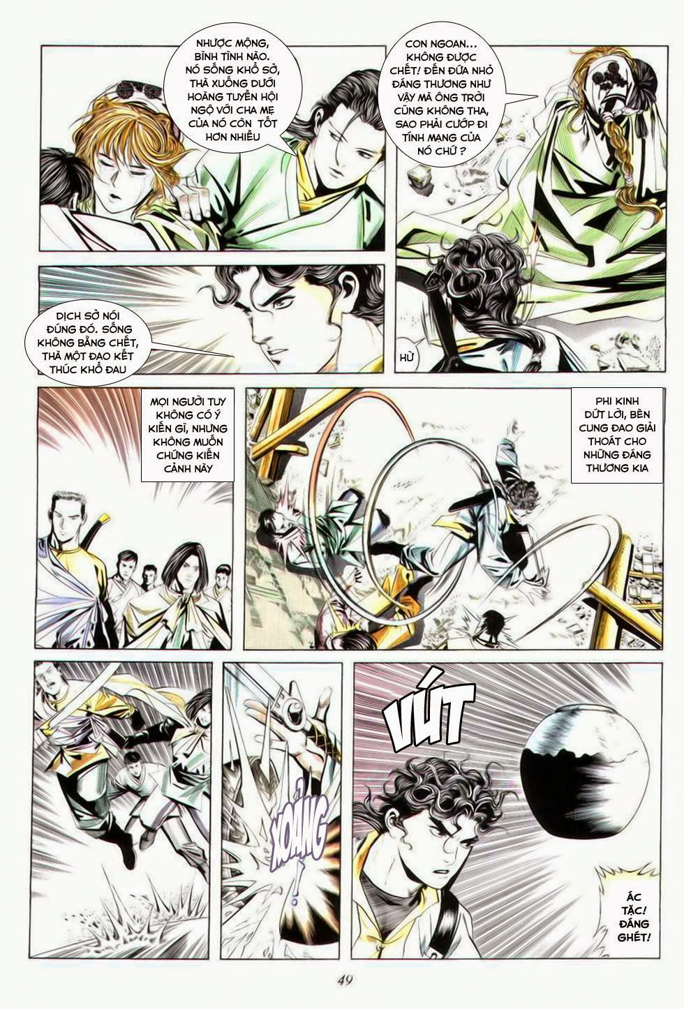 Bá Đao Chap 9 - Truyen.Chap.VN
