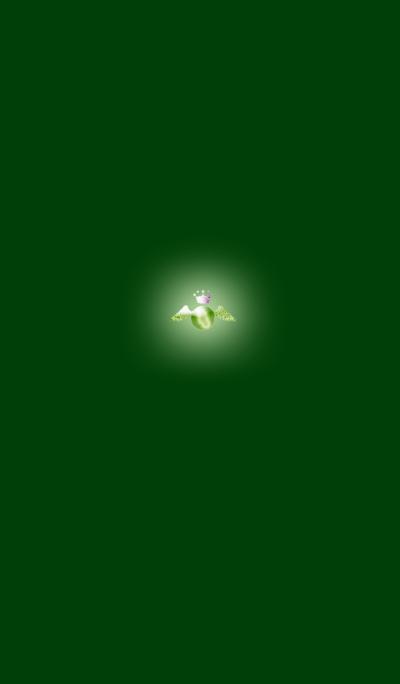 Green Angel fulfilling dreams