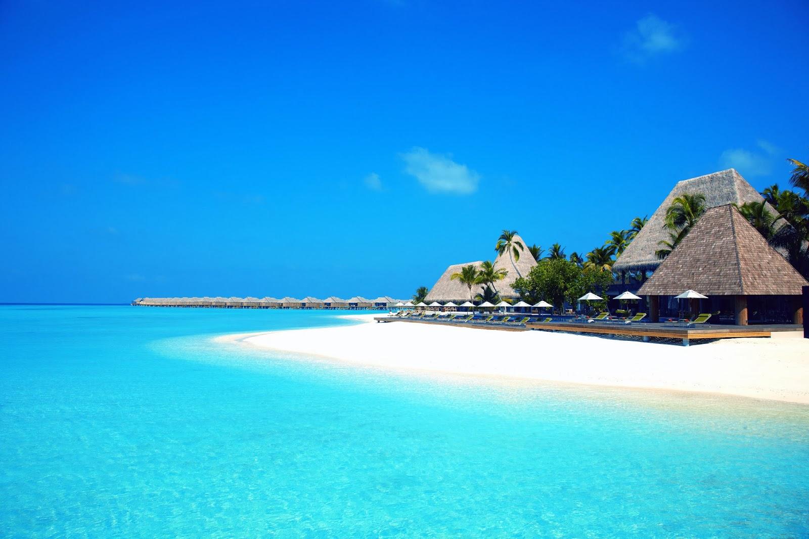 Maldives Beach Hd Wallpaper: INVESTIMENTO EM VALOR: LUA DE MEL