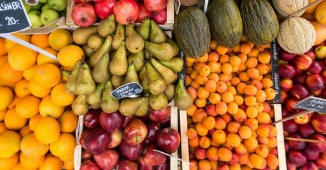 Δωρεάν εκτυπώσιμο με τα φρούτα και τα λαχανικά του Οκτωβρίου - Free printable