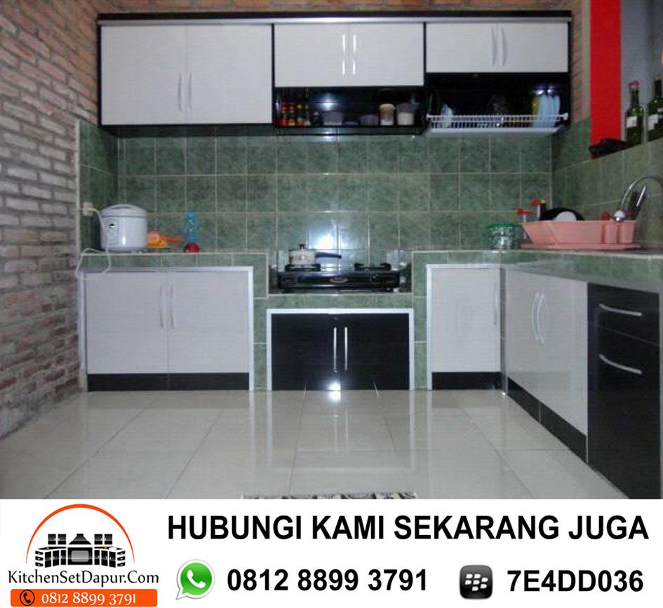 Jasa Kitchen Set Aluminium Di Bogor 0812 8899 3791 Mei 2017