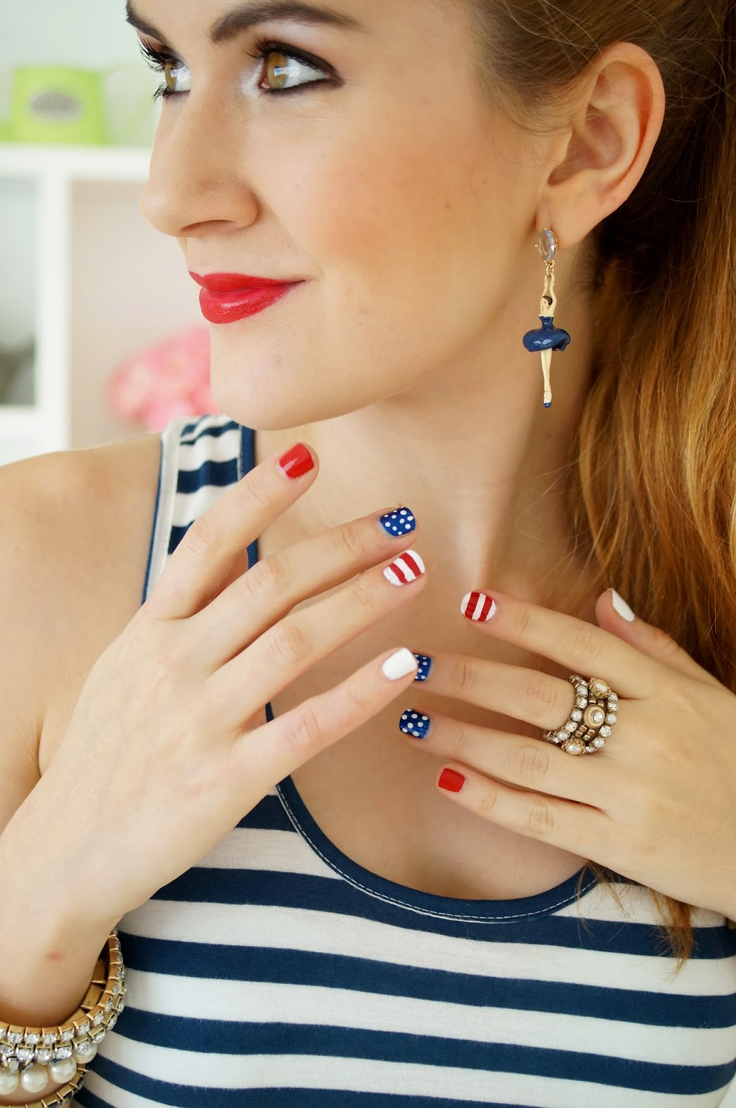 Patriotic Fashion, 4th of July Outfit