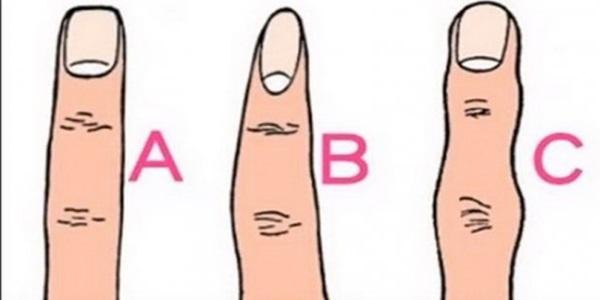 Šta prsti govore o vama
