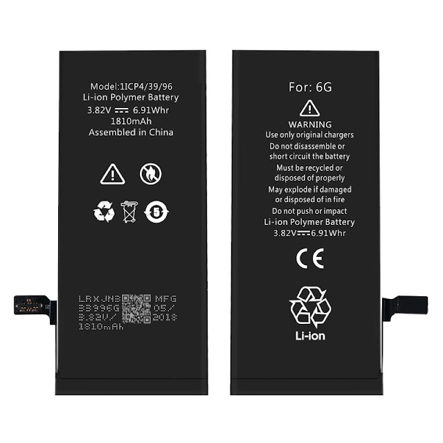 lithium ion phone battery supplier