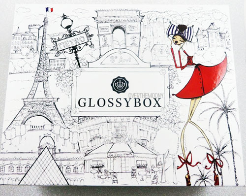 glossybox unboxing