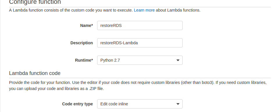 Big Data and Cloud Development Tips  : AWS RDS - Take