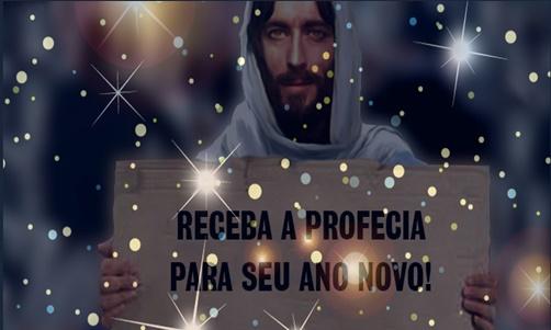 Deus Manda Te Dizer Uma Profecia para o Teu Ano Novo