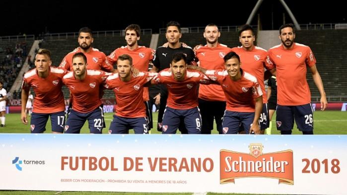Atual campeão da Copa Sul-Americana está atrás de novo aporte principal. O  Independiente está sem patrocinador ... e221b1f02f8a5
