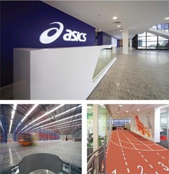 ad9b077472c A observação e análise dos movimentos físicos são a base de cada um dos  produtos ASICS. Os pesquisadores em Kobe têm à sua disposição câmeras de  alta ...