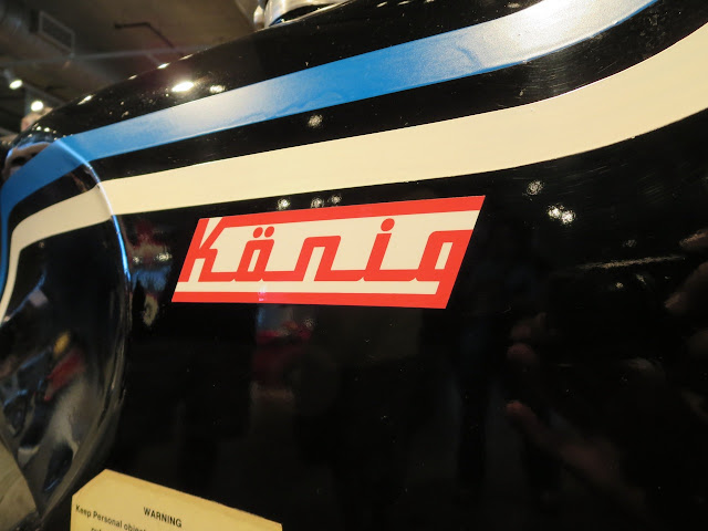 Konig motorcycle logo