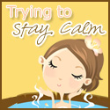 Trying To  Stay   Calm