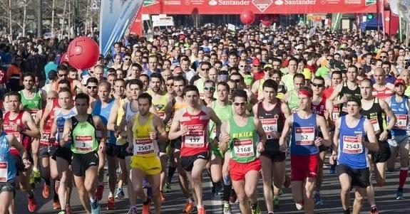 Clasificaciones media maraton de santander 2017 santander for Localizador de sucursales santander