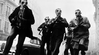 The League of Gentlemen 1960 heist film