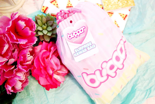 REVIEW & GIVEAWAY ♥ BLIPPO SURPRISE BAG! All the cuteness!! I just can't!♥