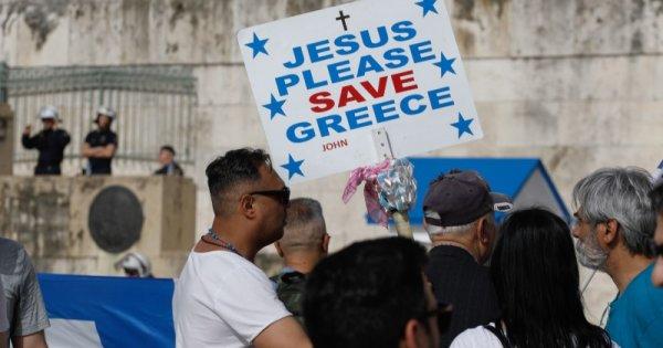Μεγάλες συγκεντρώσεις σε Αθήνα & Θεσσαλονίκη κατά των απαγορεύσεων & των παραβιάσεων ατομικών δικαιωμάτων